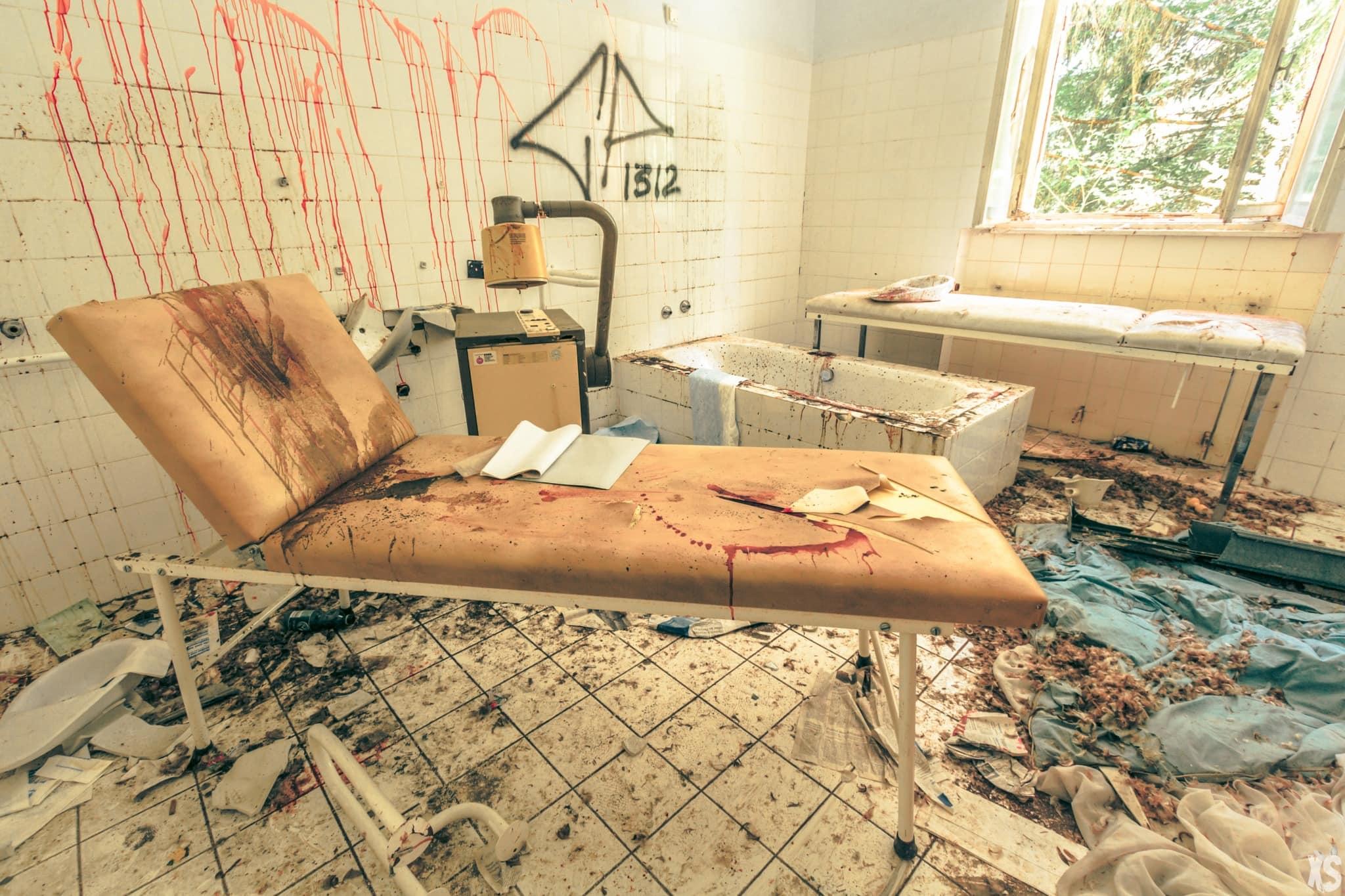 Sanatorio abandonado en Austria