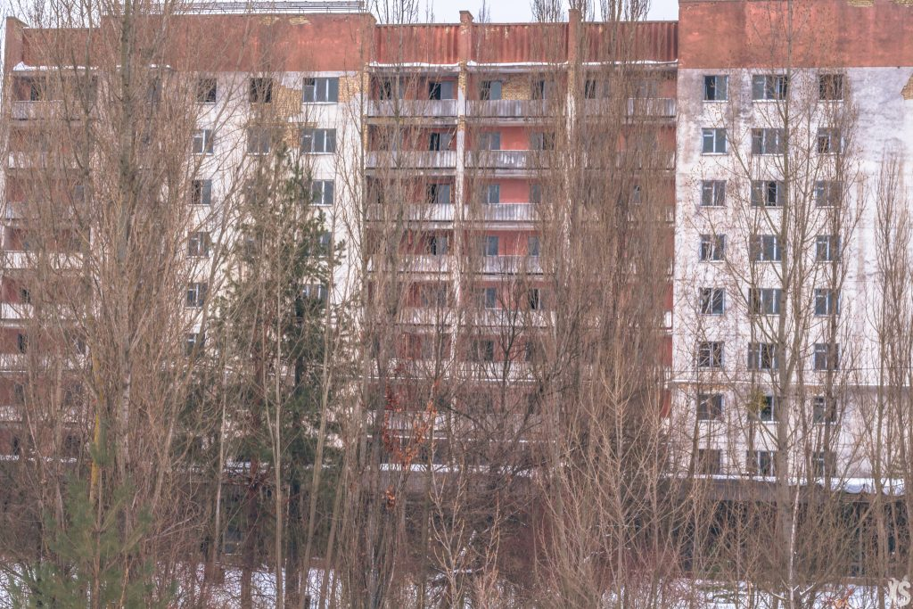 Visit Chernobyl and Pripyat