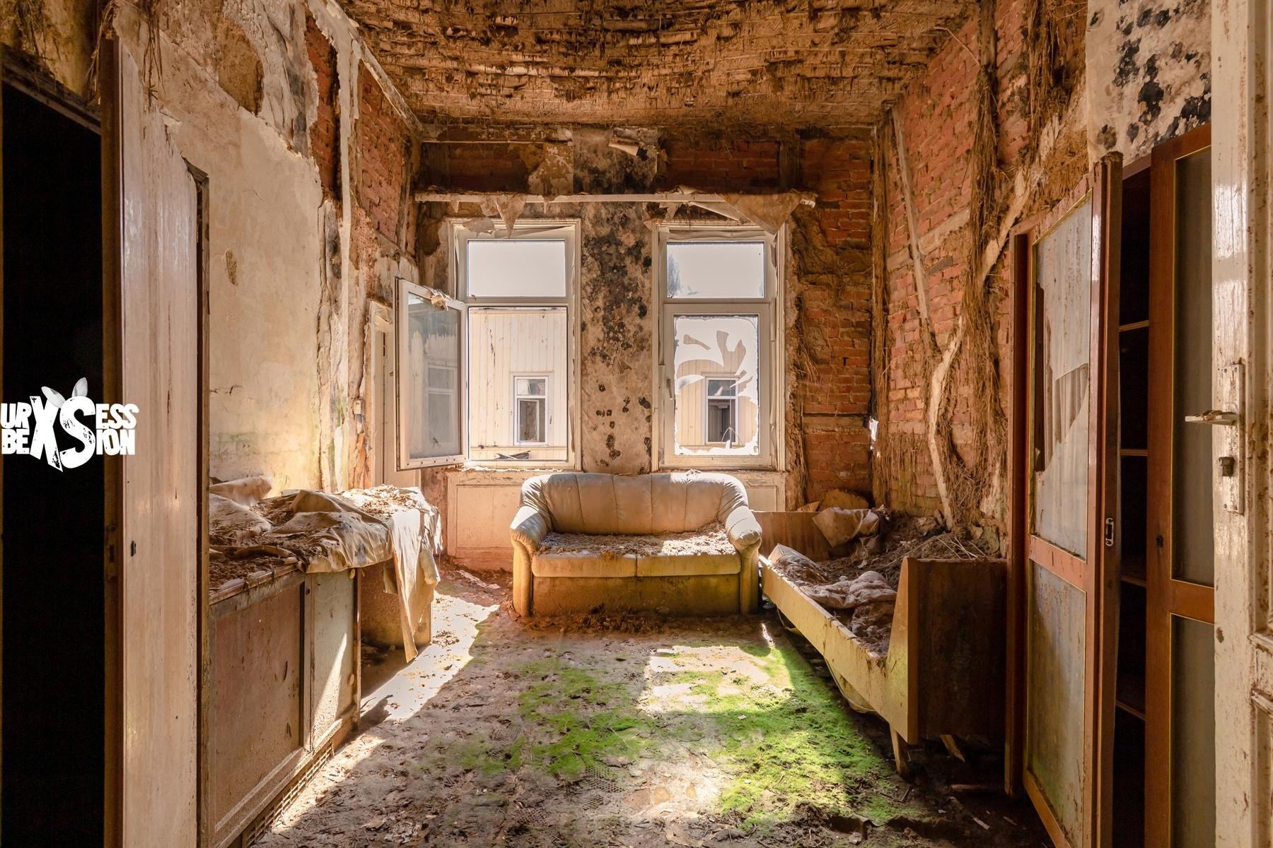 Hôtel abandonné en Allemagne : https://urbexsession.com/hotel-harzburger-hof