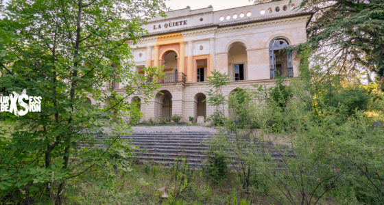 La Quiete – Abandoned Villa in Italy