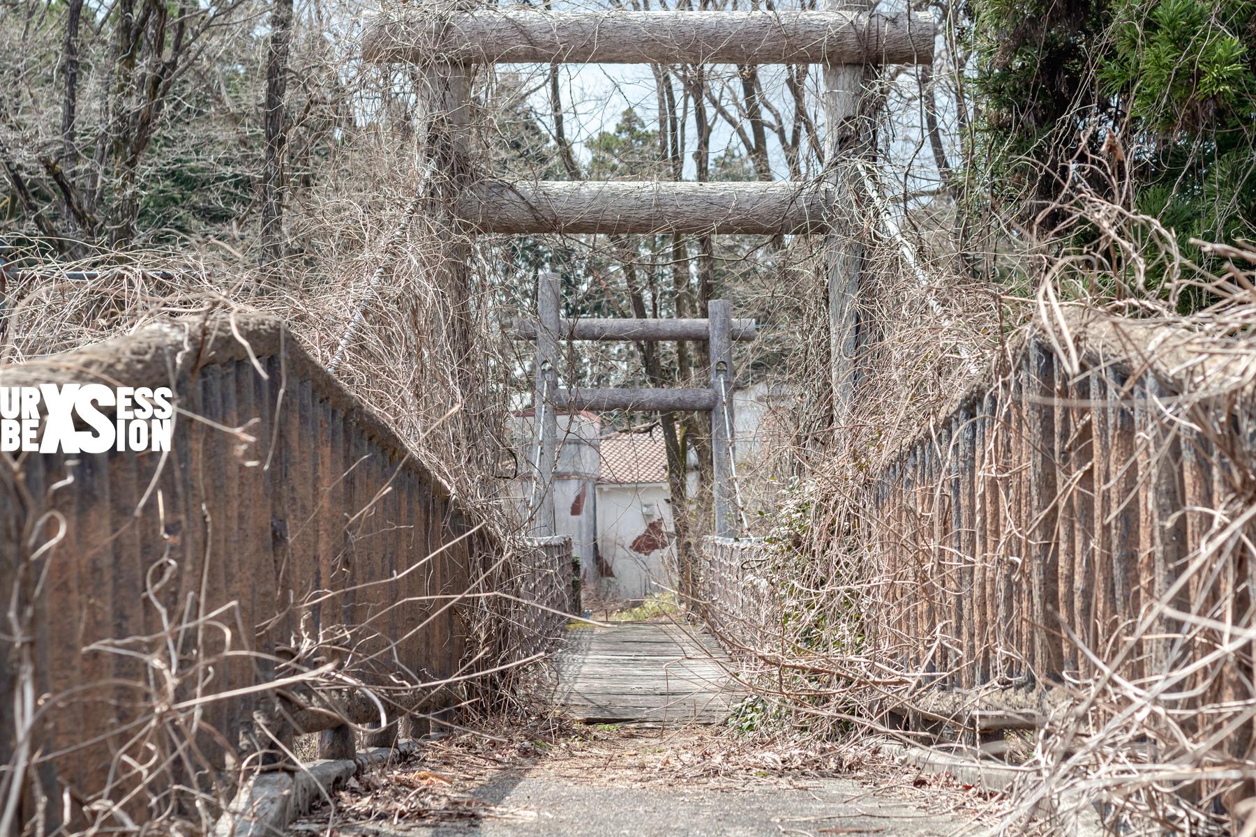 Le parc d'attractions Western Village situé au Japon | urbexsession.com/western-village | Urbex Japon