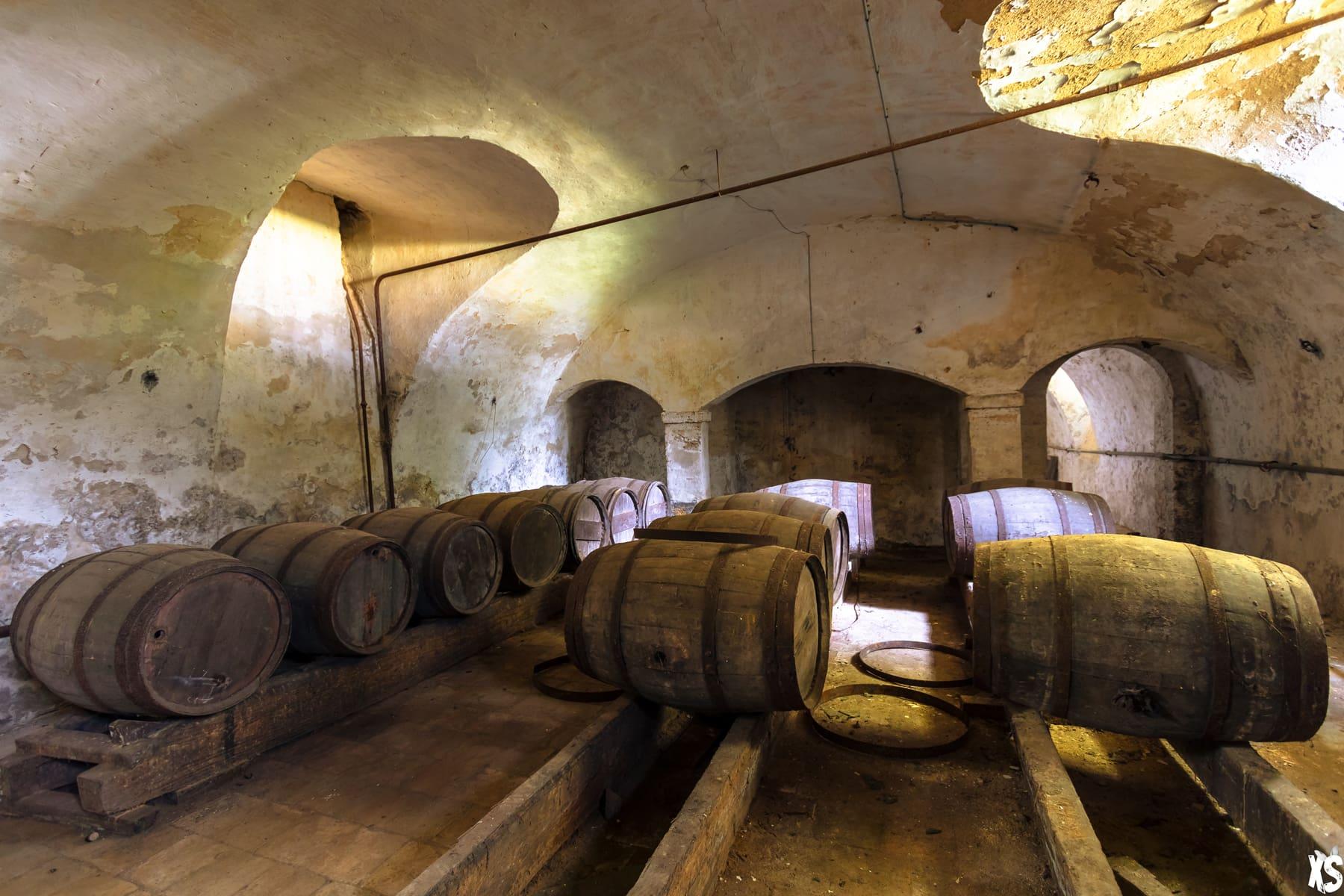Château abandonné situé en Aquitaine | urbexsession.com/chateau-roland-cazaux | Urbex Aquitaine