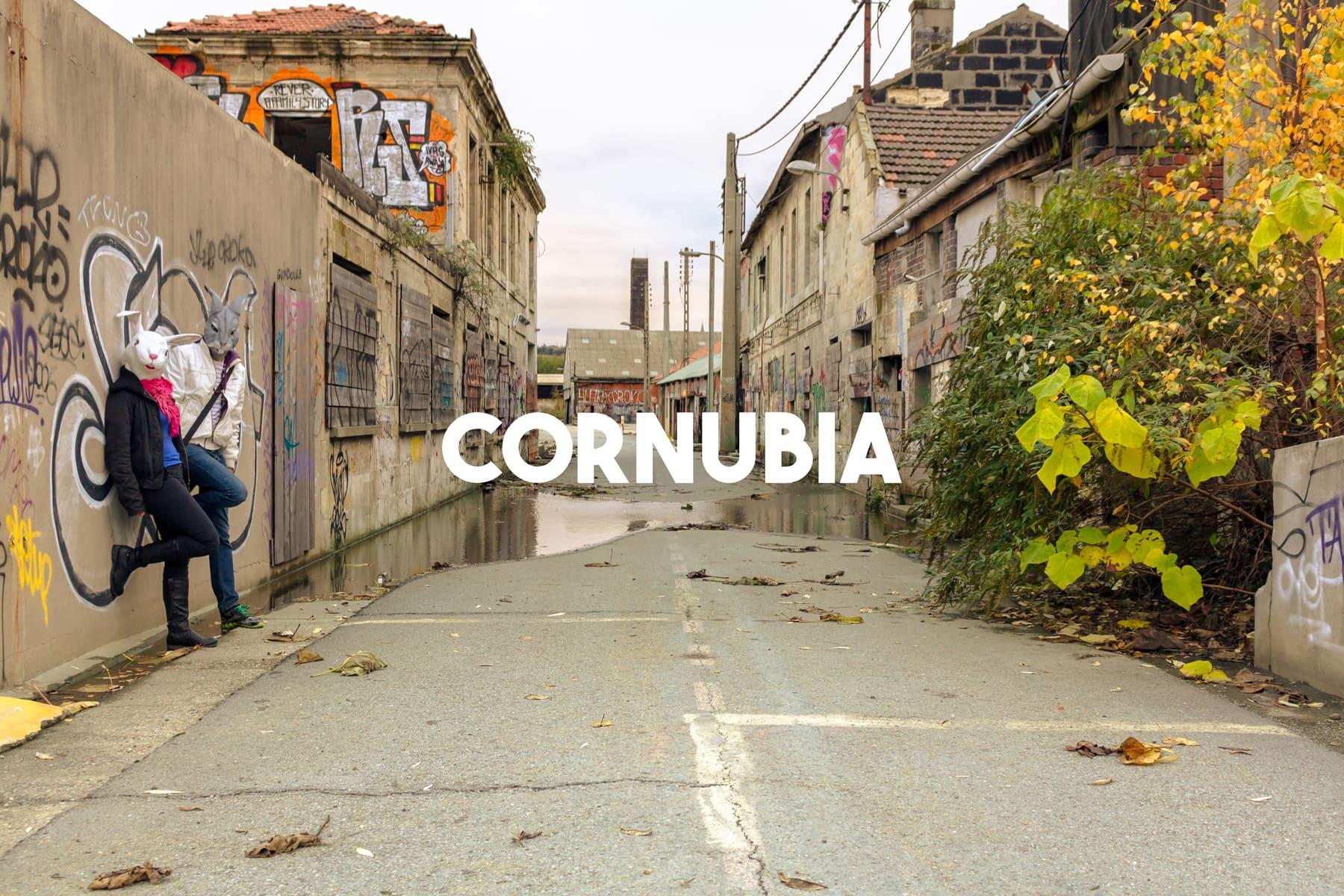Usine Cornubia située à Bordeaux   urbexsession.com/cornubia   Urbex Bordeaux