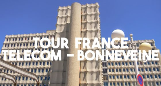 Tour France Telecom – Marseille Bonneveine