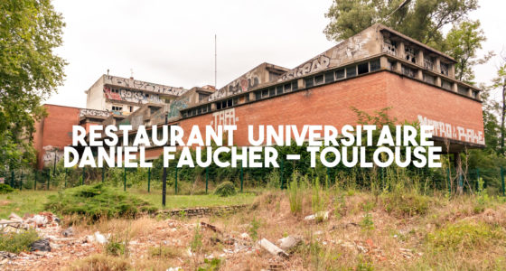 Restaurant universitaire Daniel Faucher – Toulouse
