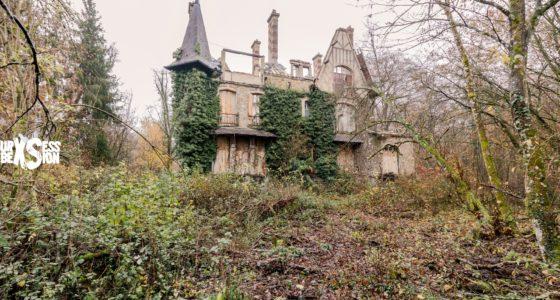 Château Josef Mengele